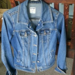 Old Navy Jackets & Coats - Jean jacket excellent condition